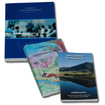 Catalogues Manuals & Books commercial print & private printing service automated personalisation, print finishing local delivery Bournemouth Poole Ferndown Wimborne Dorset